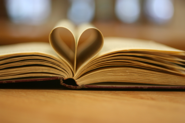 Love to read, books